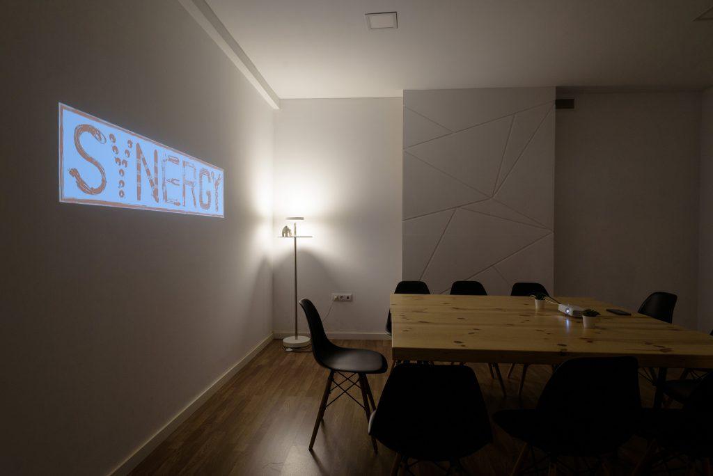 Synergy Sala de reuniões