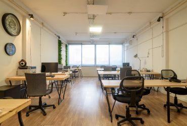 Trabalhar em casa VS num espaço de coworking