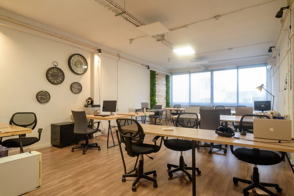 Synergy coworking
