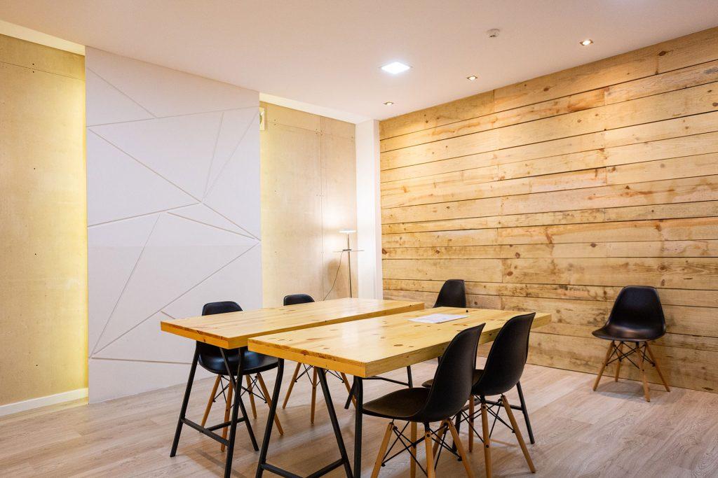 Sala de reuniões Synergy