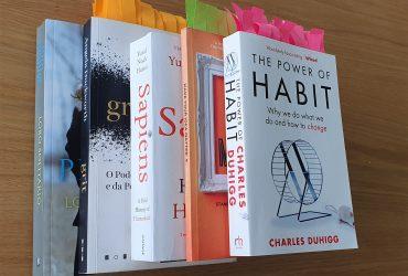 10 livros que mudaram a minha vida