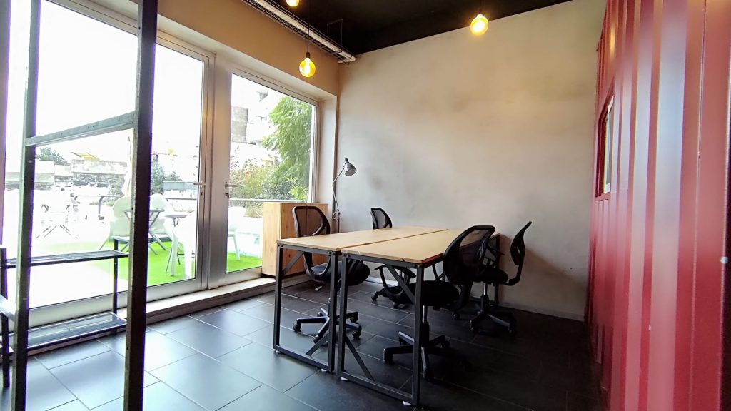 Office for 4 people at Synergy Porto