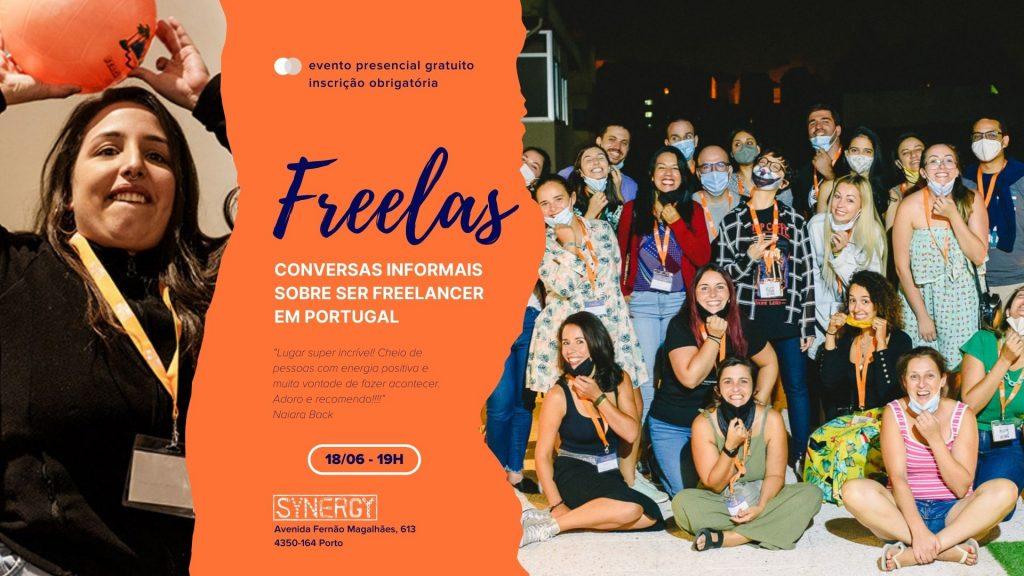 Freelas - conversas informais sobre ser freelancer em Portugal